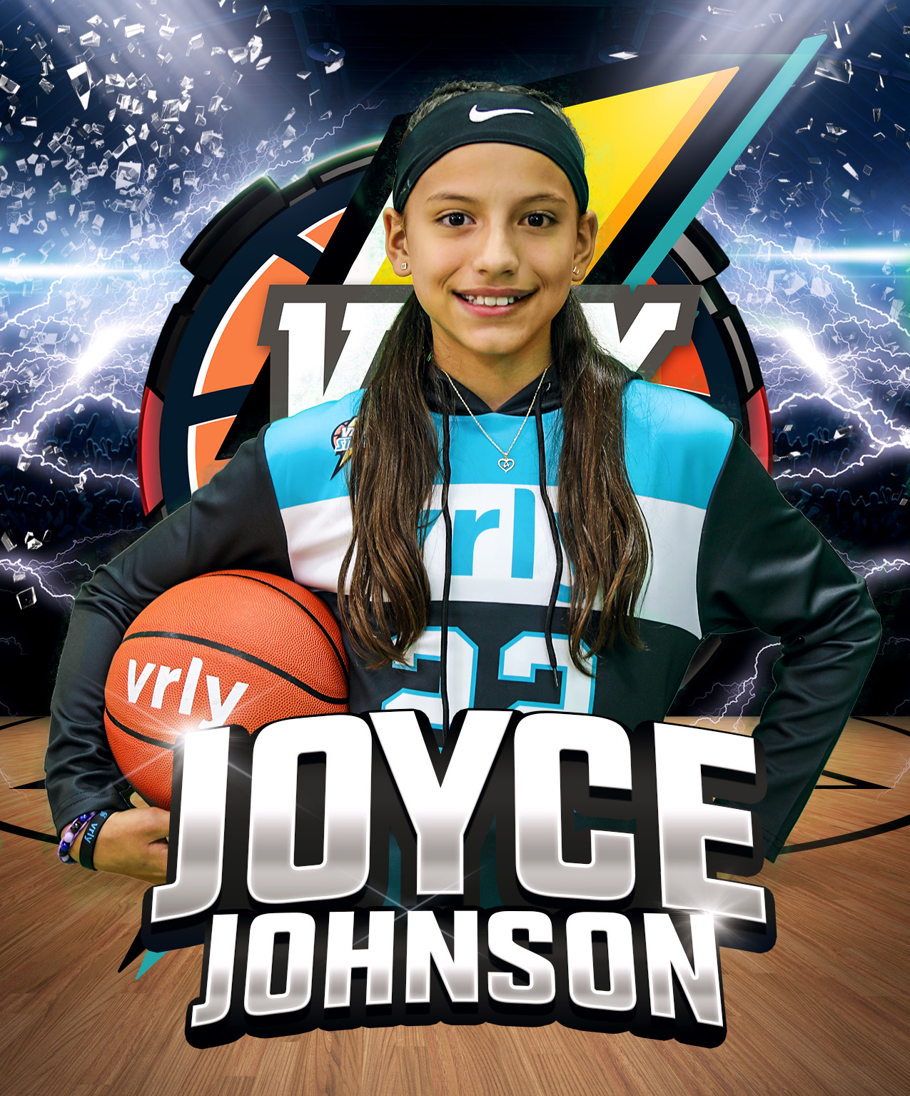 22- Joyce Johnson